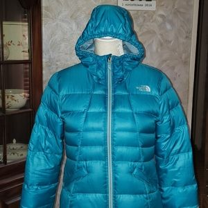 The North face super insulated puffer coat